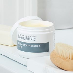 R+F microdermabrasion pasts